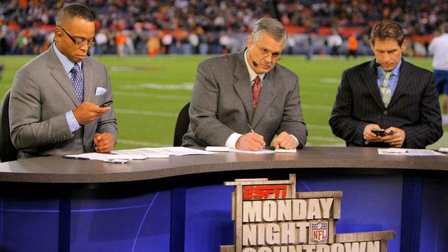 Stuart Scott, ESPN