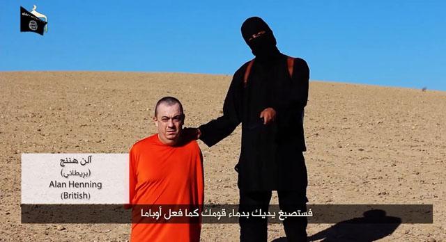 alan henning ISIS hostage