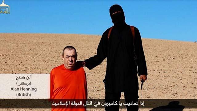 alan henning, isis, isil, islamic state, syria, iraq, terrorism, jihadi john