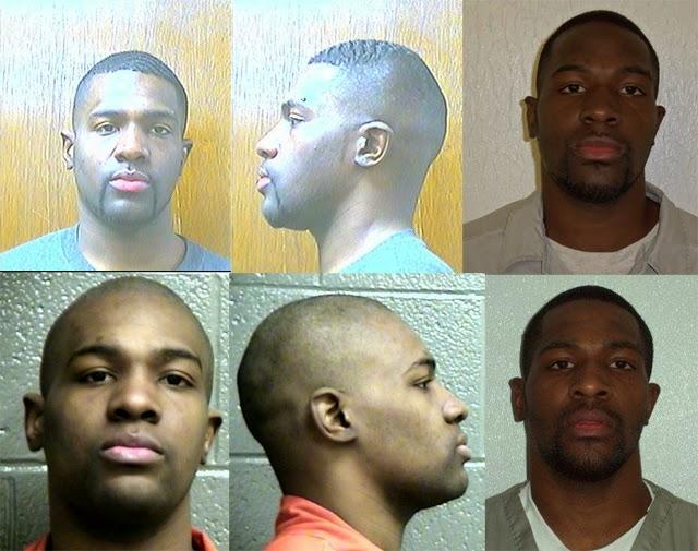 Alton Alexander Nolen Alton Nolen Oklahoma Beheading