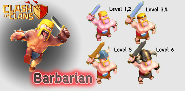 Clash Of Clans Top Tips Cheats For Tier 1 Troops Heavy Com