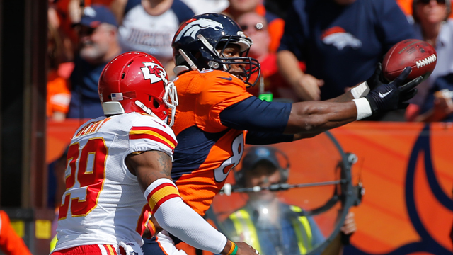 Julius Thomas touchdown