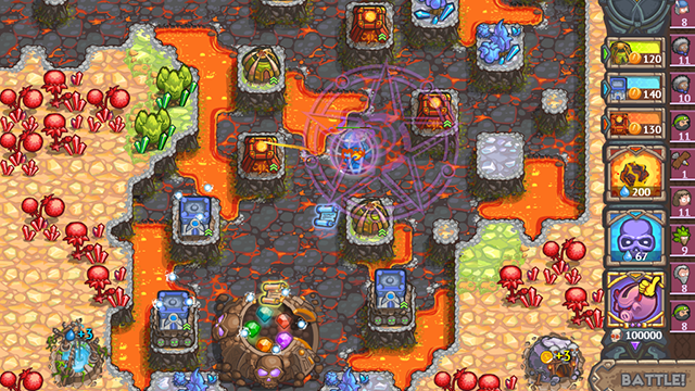Cursed Treasure 2 Cheats