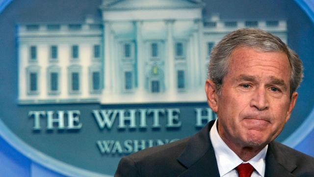 George W. Bush Iraq