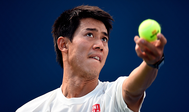 Kei Nishikori Japan, japanese player us open, japanese player tennis