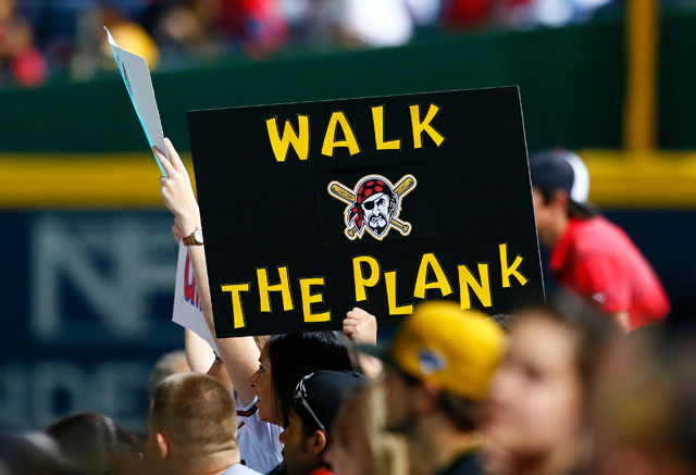 Pittsburgh Pirates, National League Wild Card Game