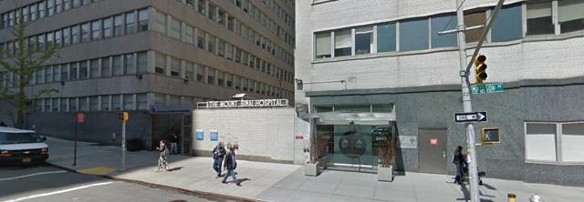 Mount Sinai New York City