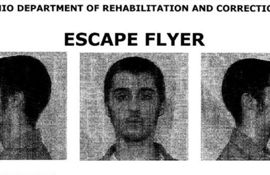 tj lane, school shooter, escapes prison