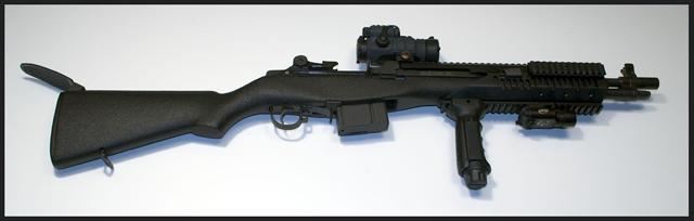 .308 AK-47 Rifle Eric Frein