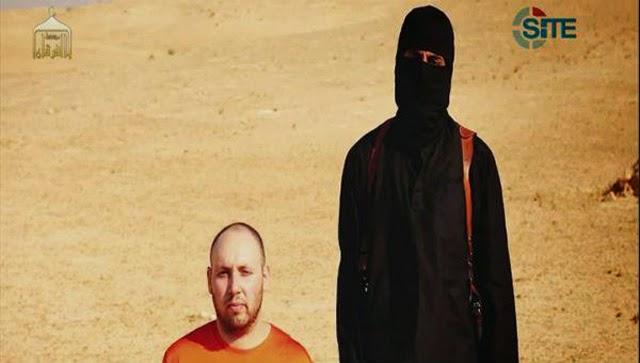 Steven Sotloff ISIS