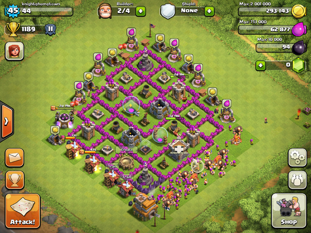 Clash of Clans' Builder: 10 Best Layout Strategies | Heavy.com