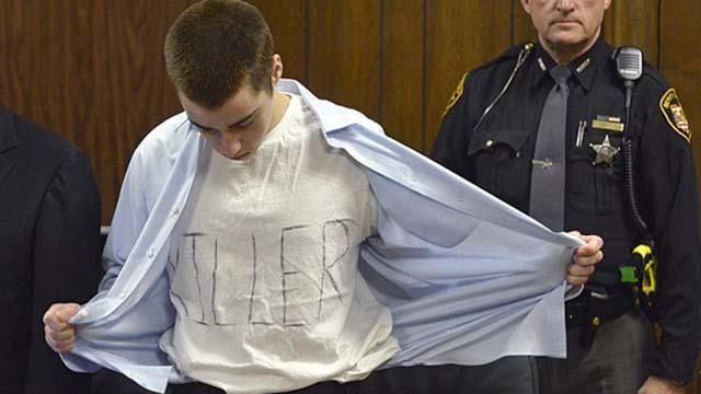 tj lane, killer tee shirt