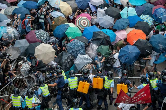 umbrella revolution, occupy central, hong kong, pictures
