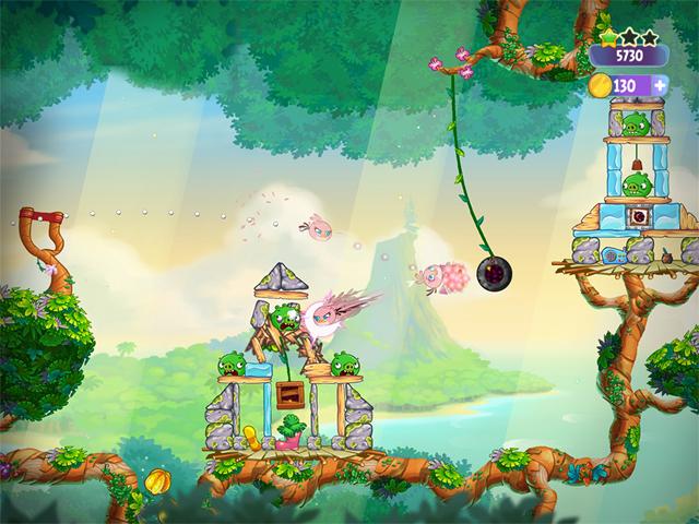 Angry Birds Stella Tips Tricks