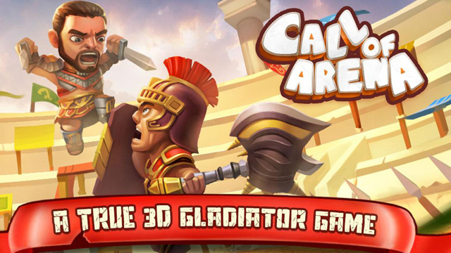 Gladiators Call of Arena