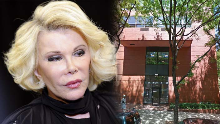 yorkville endoscopy joan rivers