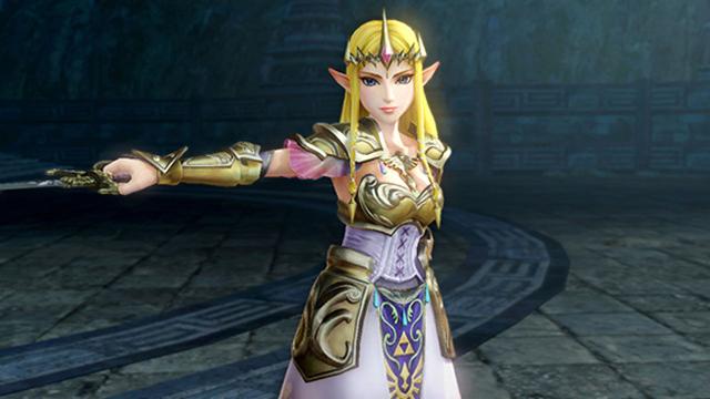 Hyrule Warriors Twilight Princess