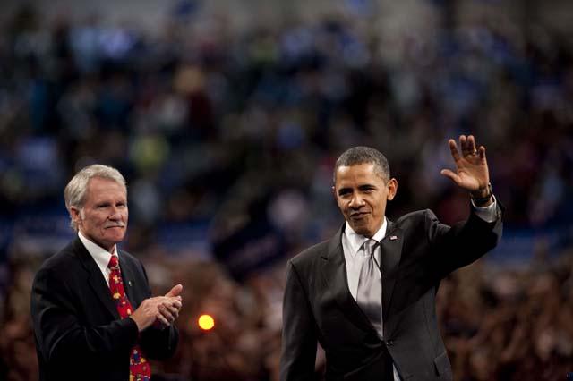John Kitzhaber Barack Obama