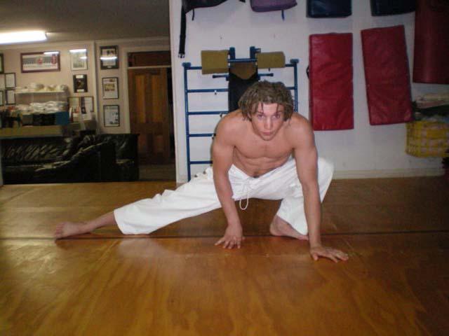 Marcus Volke Martial Arts Facebook