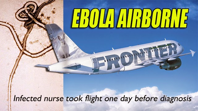 Amber Vinson Frontier Airlines