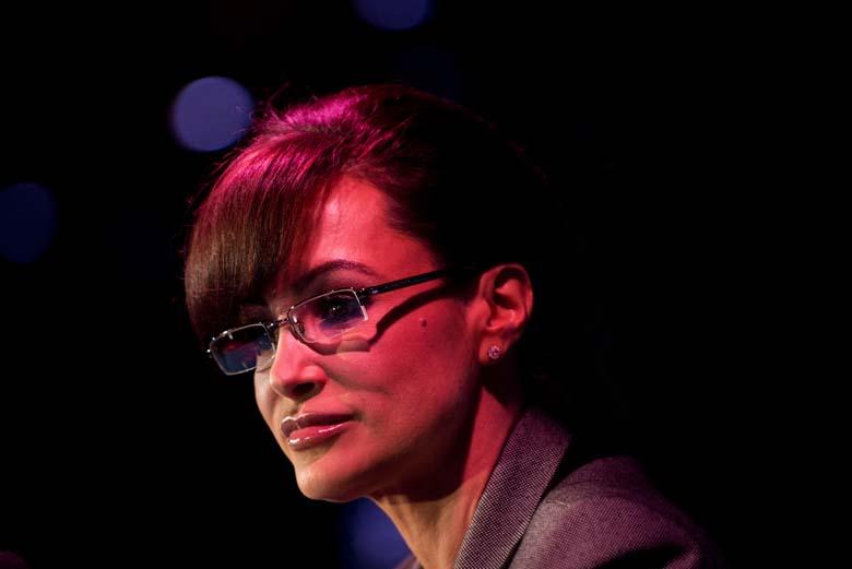 Lisa Ann Sara Palin