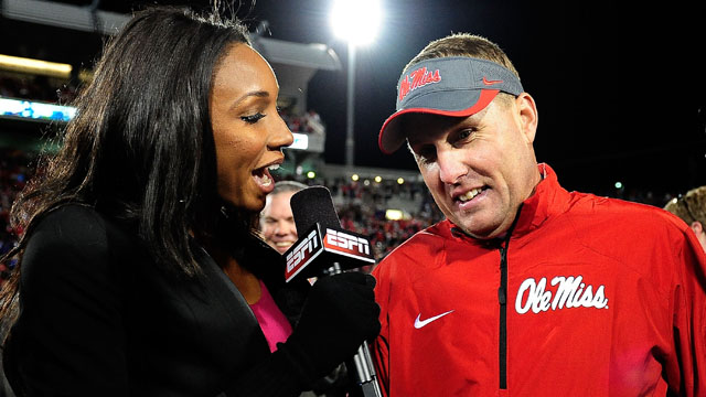 Hugh Freeze, Ole Miss
