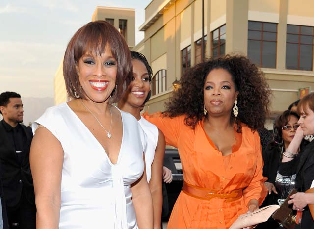 Gayle King Oprah Winfrey Gay Couple