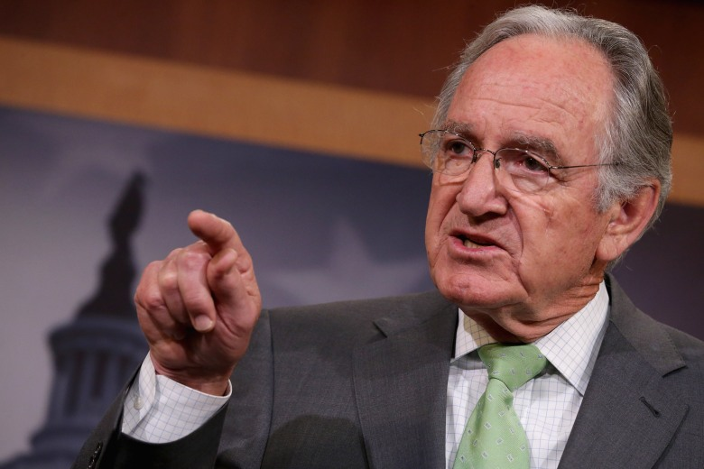 Sen. Tom Harkin, pictured in April (Getty)