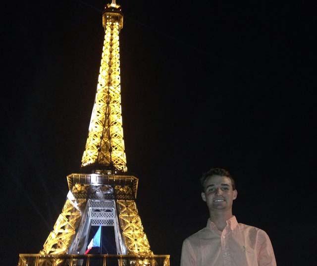 Alan Hruby European Trip