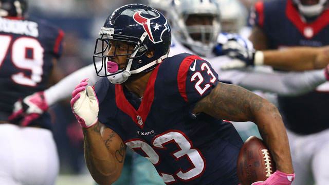 Arian Foster, Arian Foster Thursday Night Football comments