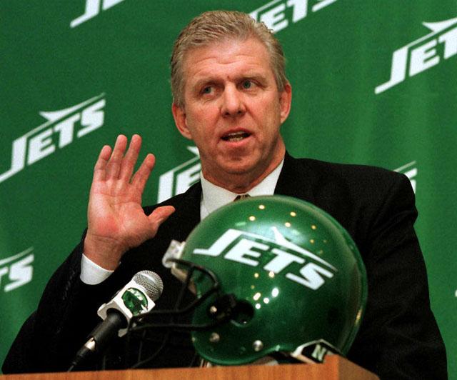 Bill Parcells Jets