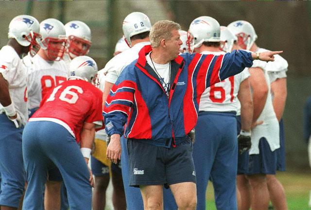 Bill Parcells Patriots