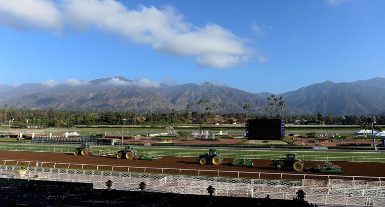 Santa Anita, Breeders' Cup