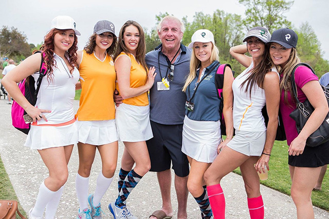 caddy girls, shark tank products, shark tank golf