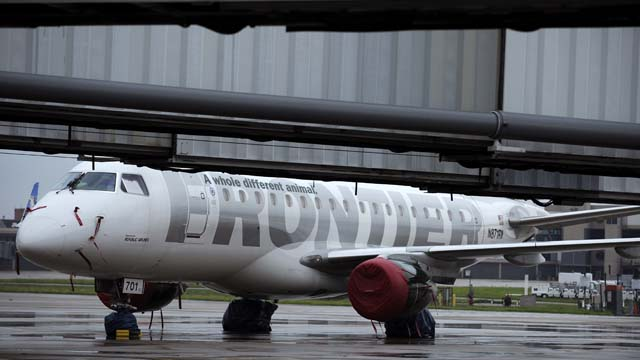 Frontier Airlines To Lay Off Over 400 Employees