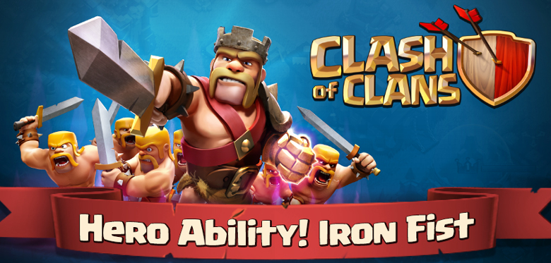 Barbarian King Clash of Clans