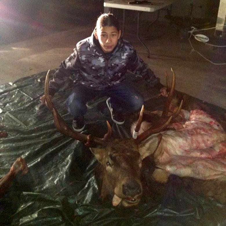 jaylen fryberg hunting, pilchuck high school shooting