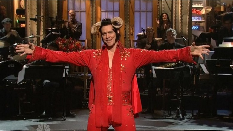 Jim Carrey, Jim Carrey SNL, Jim Carrey Saturday Night Live, Jim Carrey SNL Opening Skit, Jim Carrey Saturday Night Live Opening Monologue