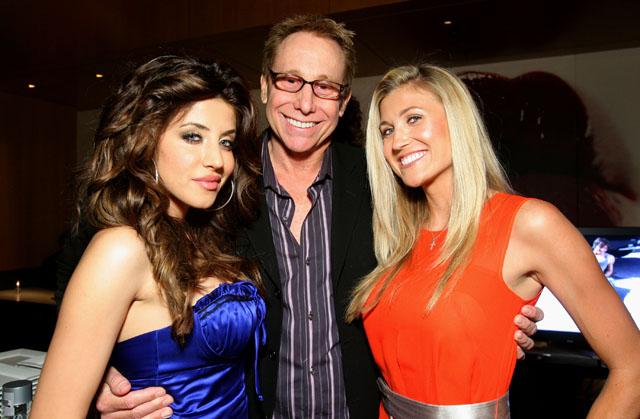 Lindsay Clubine, Leyla Milani, Gary Atler, TV Guide sexiest stars