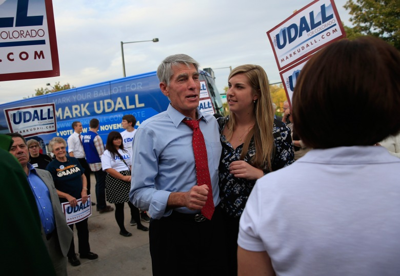 Mark Udall, Udall Colorado Senate