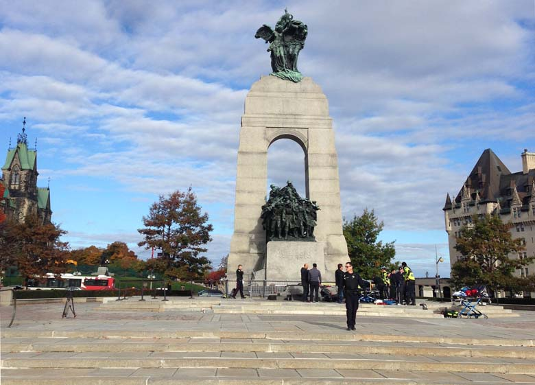 ottawa war memorial shooting, canadian parliament shooting, isis, terrorism