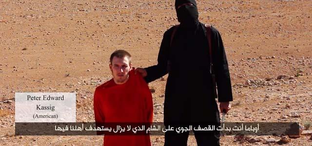 Peter Edward Kassig ISIS Hostage