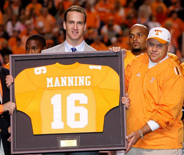 Peyton Manning Tennessee