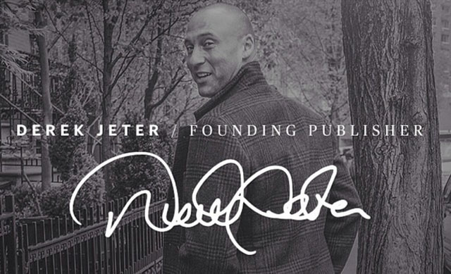 Players Tribune, Derek Jeter