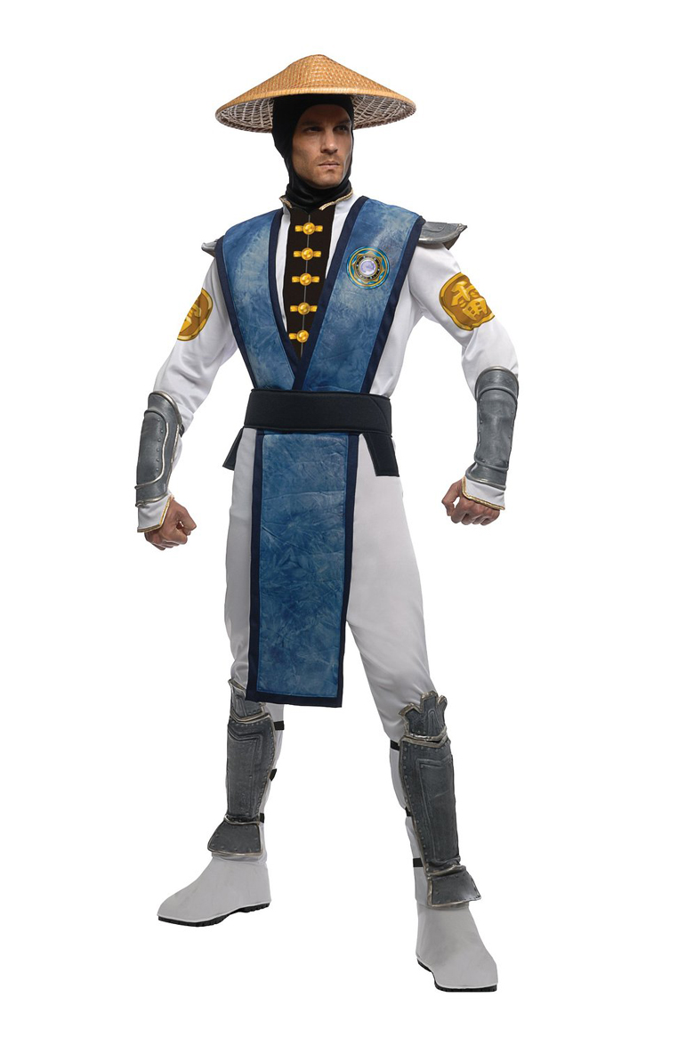 Mortal Kombat Raiden Costume