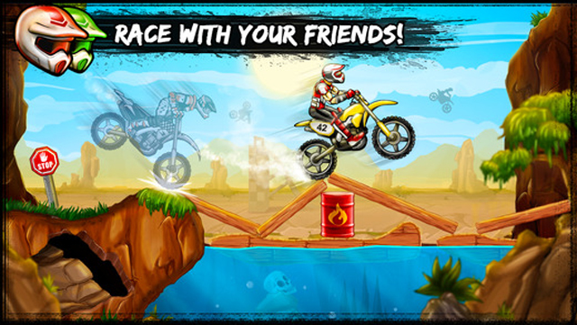 Bike Rivals Tips