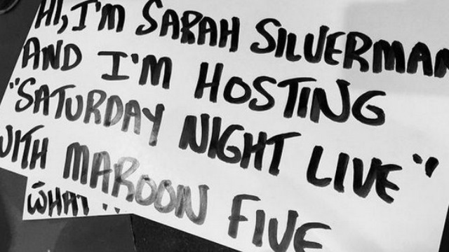 Sarah Silverman, Sarah Silverman SNL, Sarah Silverman Saturday Night Live, Saturday Night Live Opening, Sarah Silverman Opening Skit, Sarah Silverman Opening Monologue