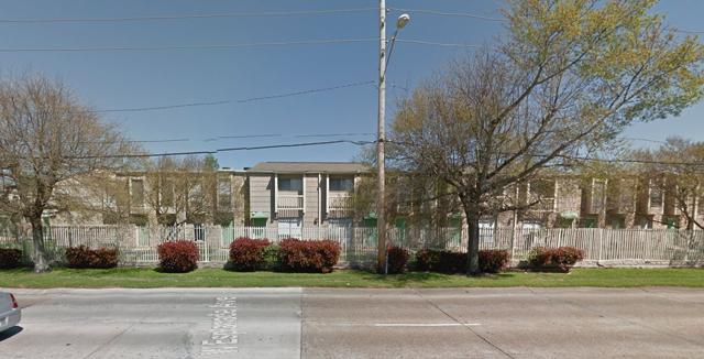 Respess' apartment on West Esplanade Avenue in Kenner, Louisiana.