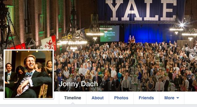 Jonny Dach Yale