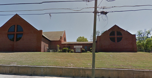 Shiloh Baptist Church Montgomery